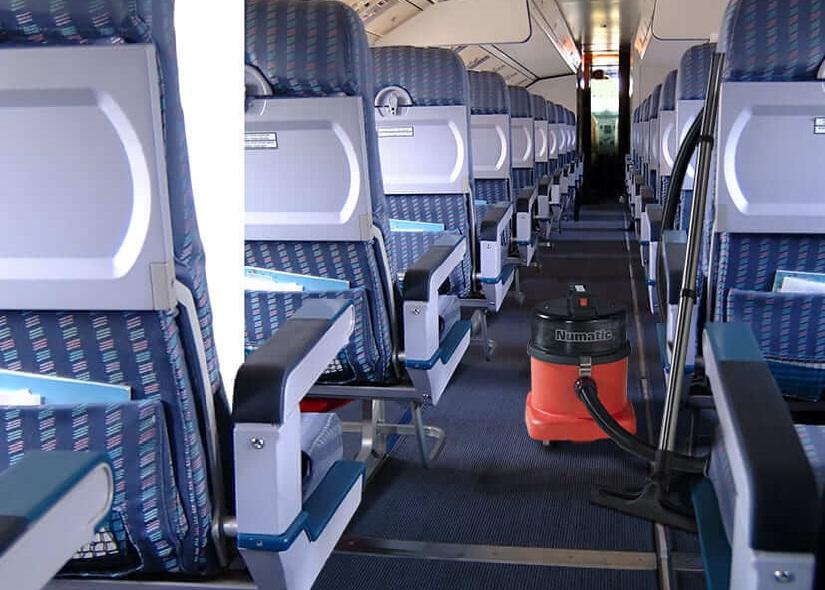 航空專用吸塵器 AVQ250-21